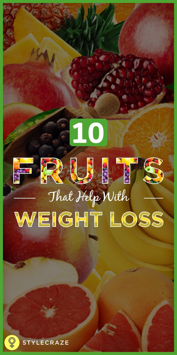 healthy fruit to eat best fruit for weight loss