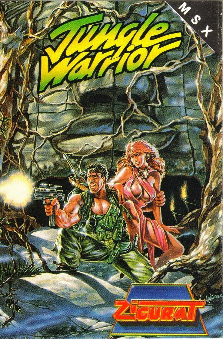 Jungle Warrior (1990)