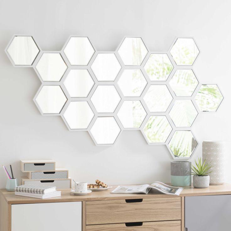 Oltre 25 fantastiche idee su specchio bianco che ti - Specchio portagioie ikea ...