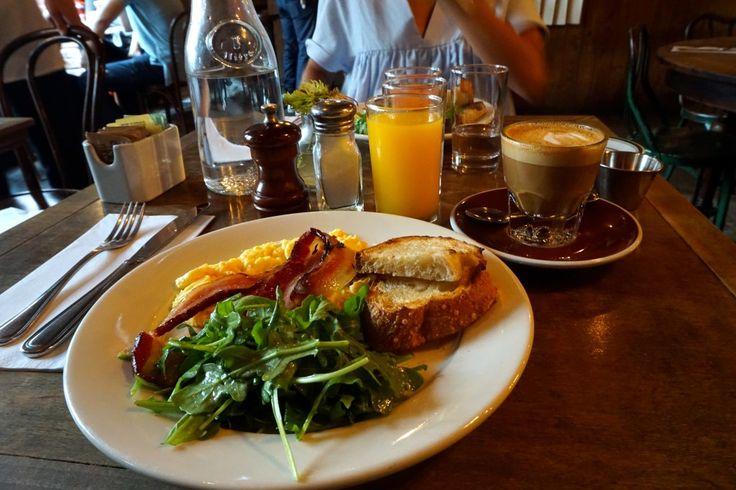 5 lovely breakfast places in New York // 5 skønne morgenmadssteder i New York - The Smile