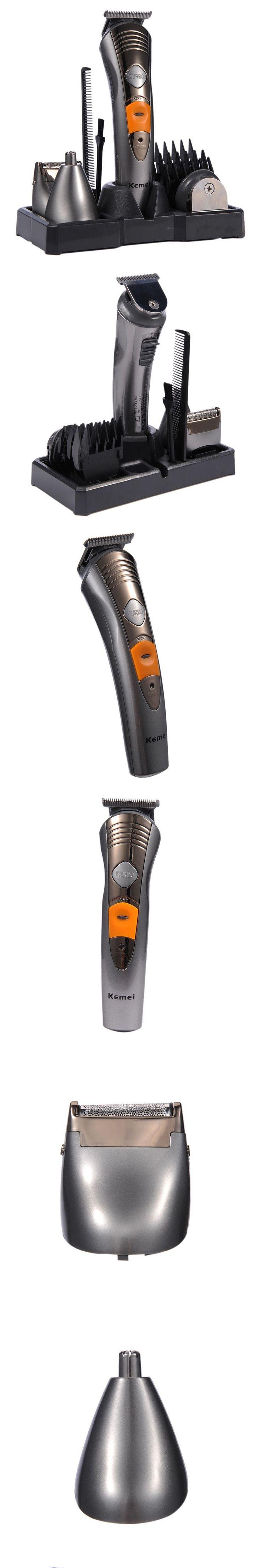 2017 Hot beard trimmer hair clipper Razors hair cutting machine hair cut barber accessories salon hairdresser hair tools #hairclippers
