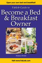 Become a Bed and Breakfast Owner