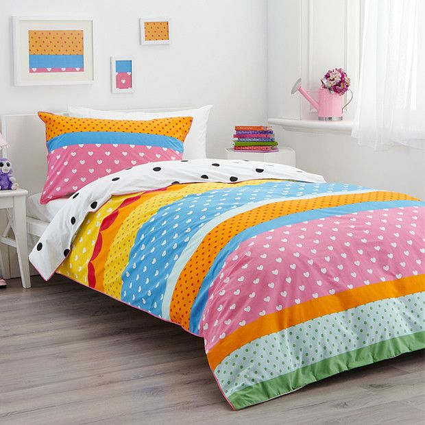 Poppy Brights Quilt Cover Set