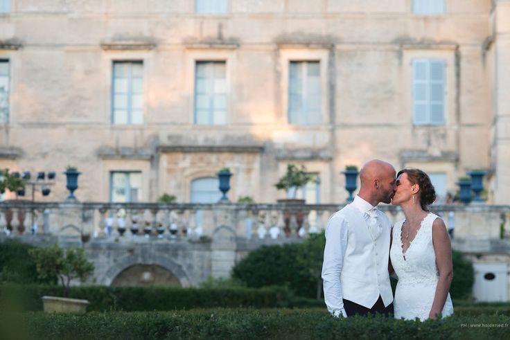 Photo de couple de jeunes mariés | Photographe mariage Montpellier / Nîmes / Héraut / Gard