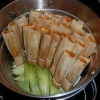 Hatch Green Pork Tamales Recipe