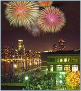Fireworks @ Navy Pier