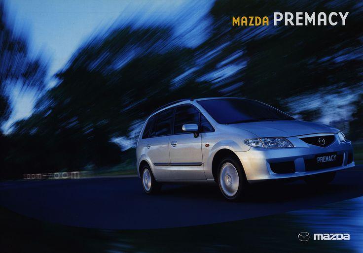 https://flic.kr/p/EQB7ch | Mazda Premacy Specifications; 2002  (Australia) | car brochure by worldtravellib World Travel library