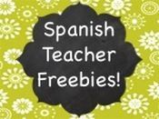 Get free lessons and activities from this Spanish teacher's blog!