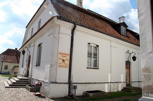 Tejsza restaurant in Tykocin (Poland).