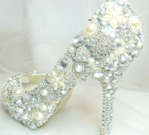 I could SO walk in these!