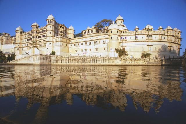 8 Must-See Attractions in Romantic Udaipur, India: City Palace Complex