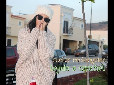 d239bb693 How to Crochet a Modern Draped Cardigan - Easy Free Crochet Sweater ...