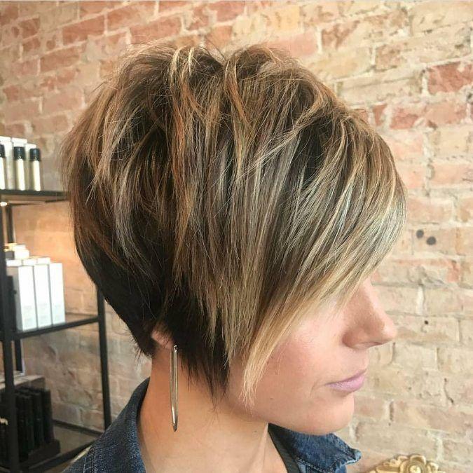 33++ Short hair styles for fine hair ideas