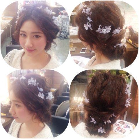 「 ヘアアレンジ♡ 」の画像 My Style Ameba (アメーバ)