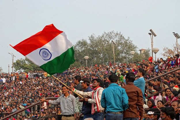 The Tiranga Has Four Colours: Alternative Histories Of The Indian National Flag
