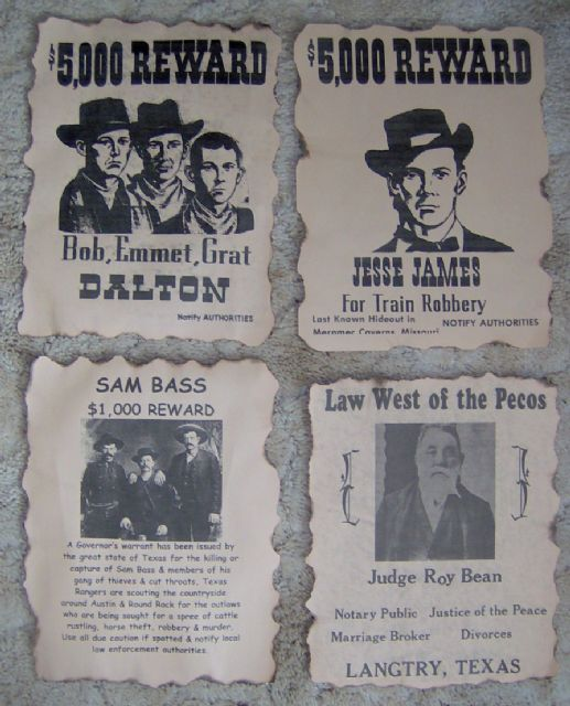 549 best Cowboys  the wild west   pioneer images on Pinterest - old fashioned wanted poster