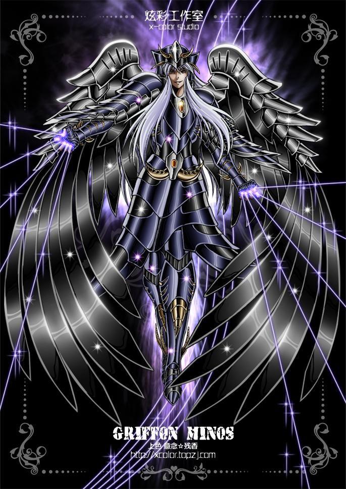Saint Seiya - Specter Griffon Minos