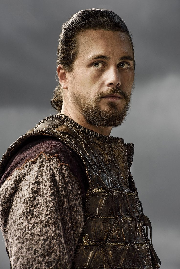 Photo of Ben Robson Season 3 of  Vikings