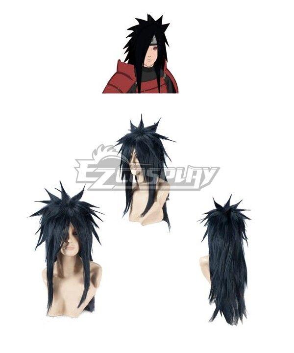 Naruto Shippuuden Uchiha Madara Cosplay Black Wig #EveryoneCanCosplay! #Cosplaycostumes #AnimeCosplayAccessories #CosplayWigs #AnimeCosplaymasks #AnimeCosplaymakeup #Sexycostumes #CosplayCostumesforSale #CosplayCostumeStores #NarutoCosplayCostume #FinalFantasyCosplay #buycosplay #videogamecostumes #narutocostumes #halloweencostumes #bleachcostumes #anime