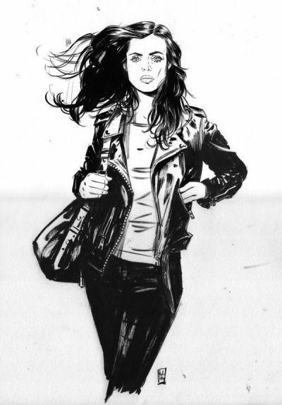 Jessica Jones by Tula Lotay