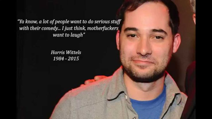 Comedy Bang Bang Harris Wittels Tribute