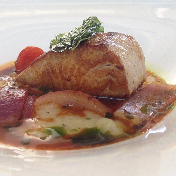 Mmm La Mar's Peruvian seafood dishes (on Embarcadero)