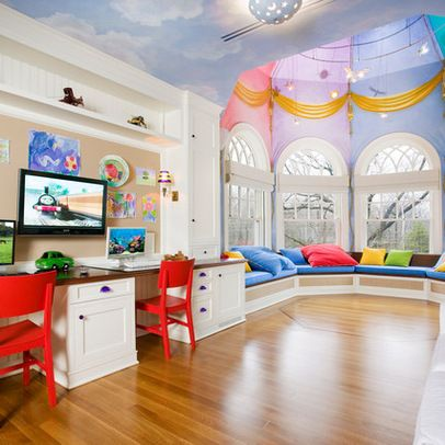 H wants this style Comforts of Home - eclectic - kids - new york - Electronics Design Group, Inc.