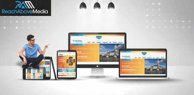 Are You Looking For An Impressive Web Design New York Then Reach Above Media Can Provide Yo Website Design Company Affordable Web Design Web Development Design