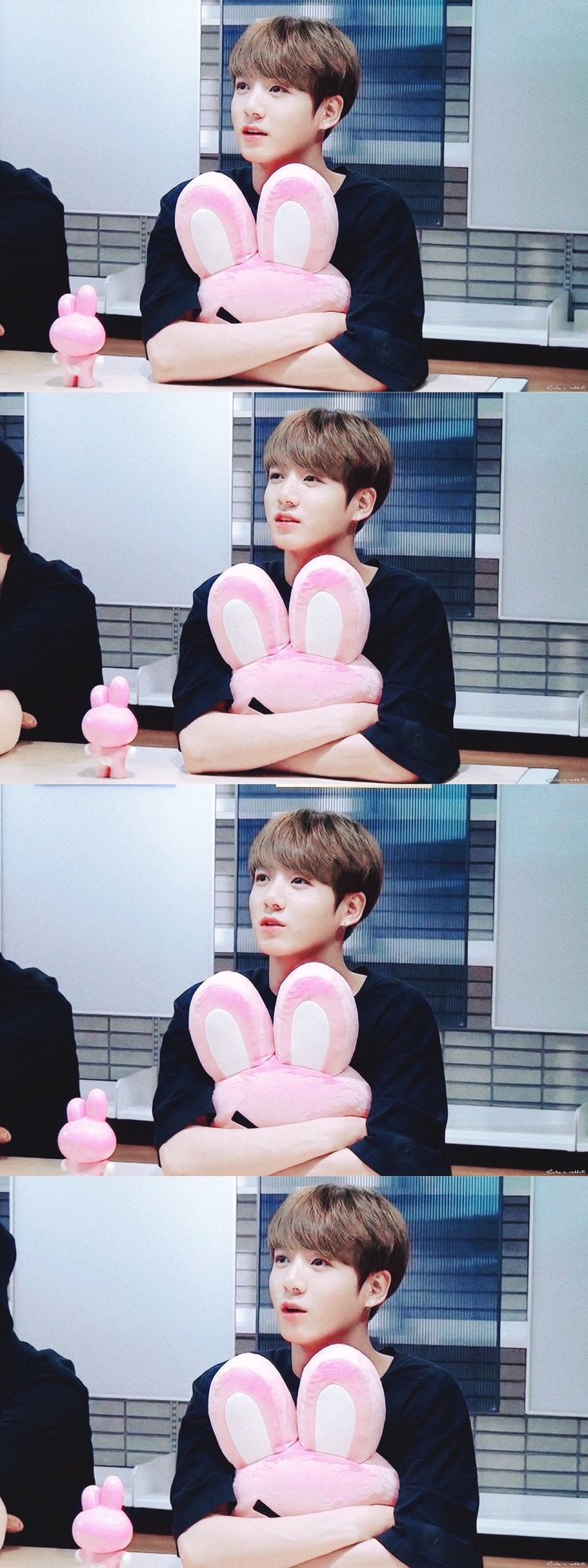 JUNGKOOK ♡ I want a cooky plushy and a Jungkookie X3