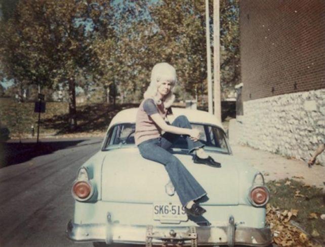Назад в прошлое: безумные женские причёски 60-х годов #лайфхаки #технологии #вдохновение #приложения #рецепты #видео #спорт #стиль_жизни #лайфстайл