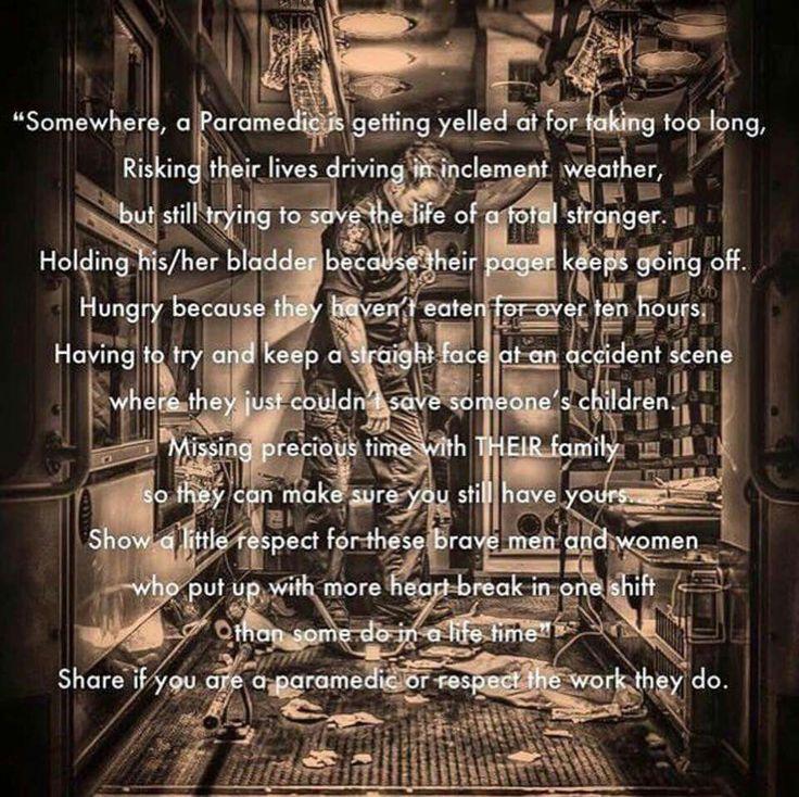 Paramedic Prayer-£H