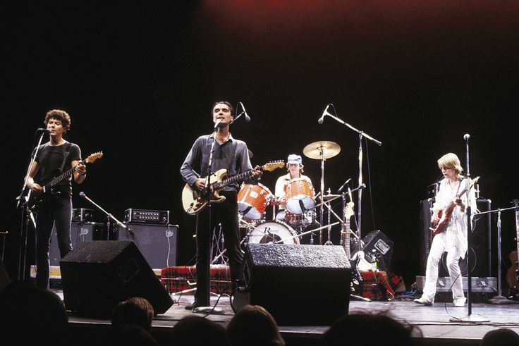 Long-Lost Footage Of A Talking Heads Concert Surfaces