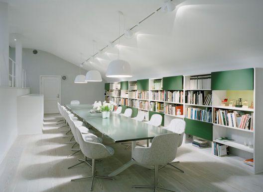 Sveriges Arkitekter office by Solweig Sörman Arkitektkontor