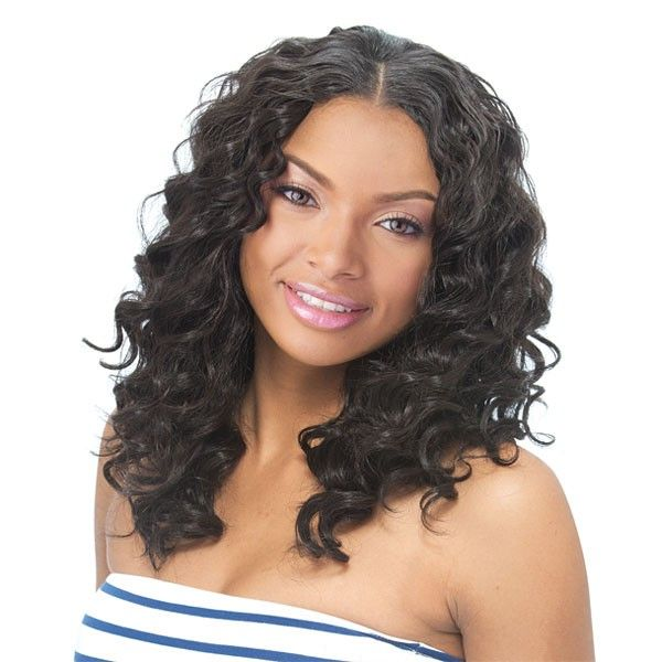 Sensual Hair Weave French Twist 68