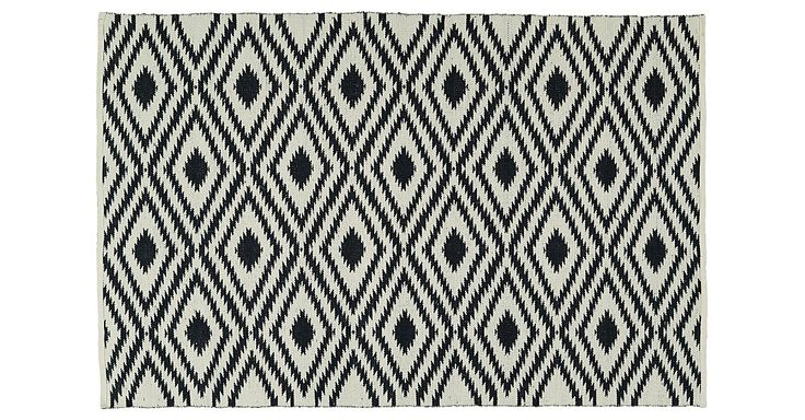 Strong enough to withstand the outdoor elements but stylish enough for indoor use, this handwoven flat-weave is an ideal choice for bringing color and pattern to any space. An innovative...