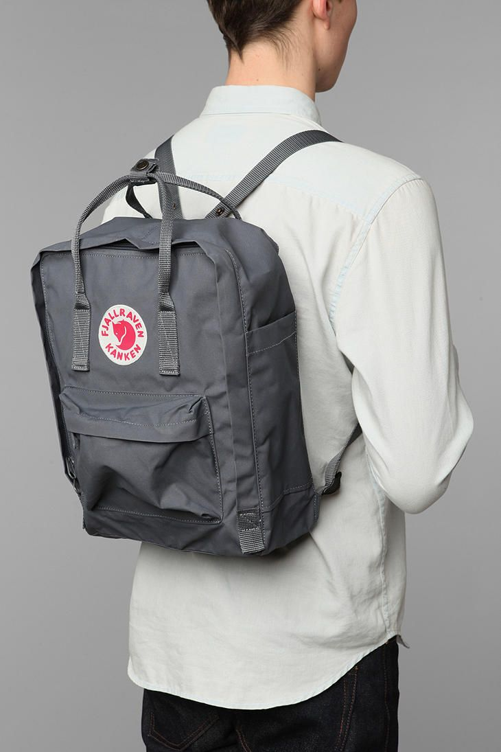 fjallraven kanken big graphite
