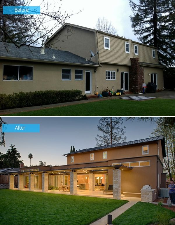 621 best Favorite Before and Afters images on Pinterest   House ...