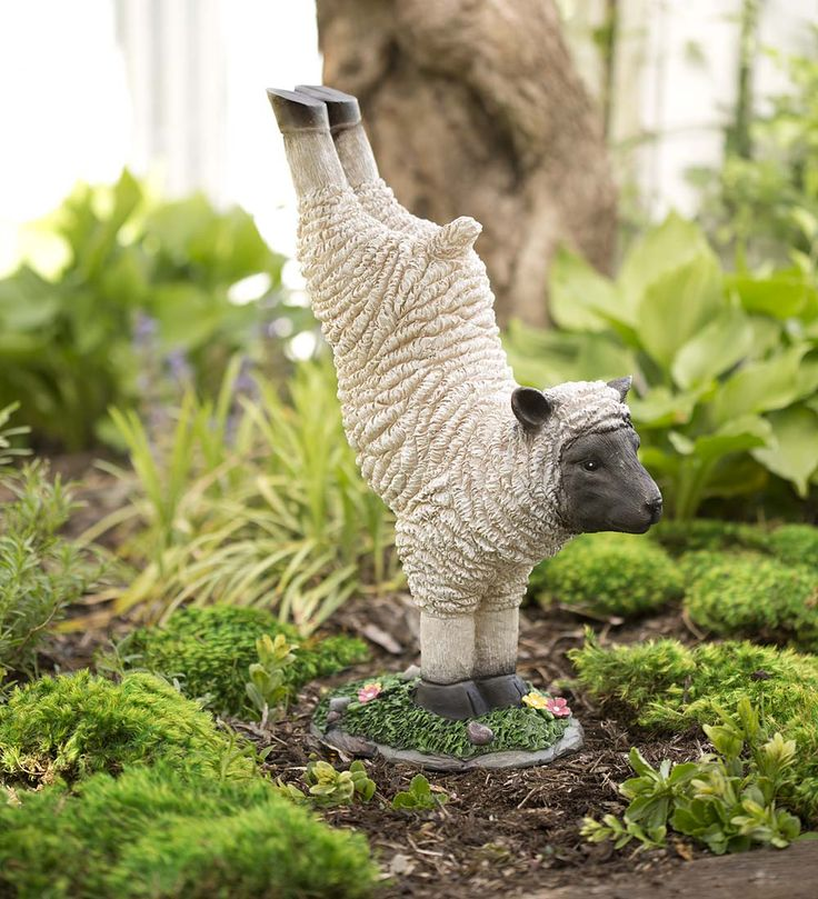 Garden Animal Statues