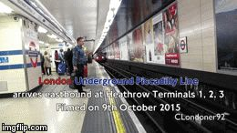 Upgrades for Piccadilly and Metropolitan Lines