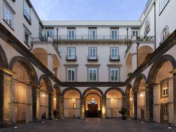 Palazzo Caracciolo Naples hotel-MGallery Collection