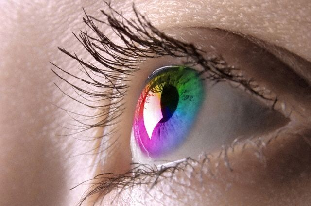Buy and wear colored contacts