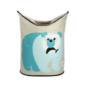 Found it at AllModern - Polar Bear Laundry Hamper