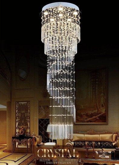 Montagem embutida lustre de cristal moderna contemporânea pendurar luzes de fio em Candelabro de Luzes & Iluminação no AliExpress.com   Alibaba Group