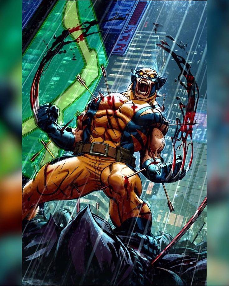 Wolverines Berserker Rage is real!  Go read a comicbook!! Download at nomoremutants-com.tumblr.com   #marvelcomics #Comics #marvel #comicbooks #avengers #captainamericacivilwar #xmen #xmenapocalypse  #captainamerica #ironman #thor #hulk #ironfist #spiderman #inhumans #civilwar #lukecage #infinitygauntlet #Logan #X23 #guardiansofthegalaxy #deadpool #wolverine #drstrange #infinitywar #thanos #gotg #RocketRaccoon #groot #nomoreinhumans http://ift.tt/2fF0CH3