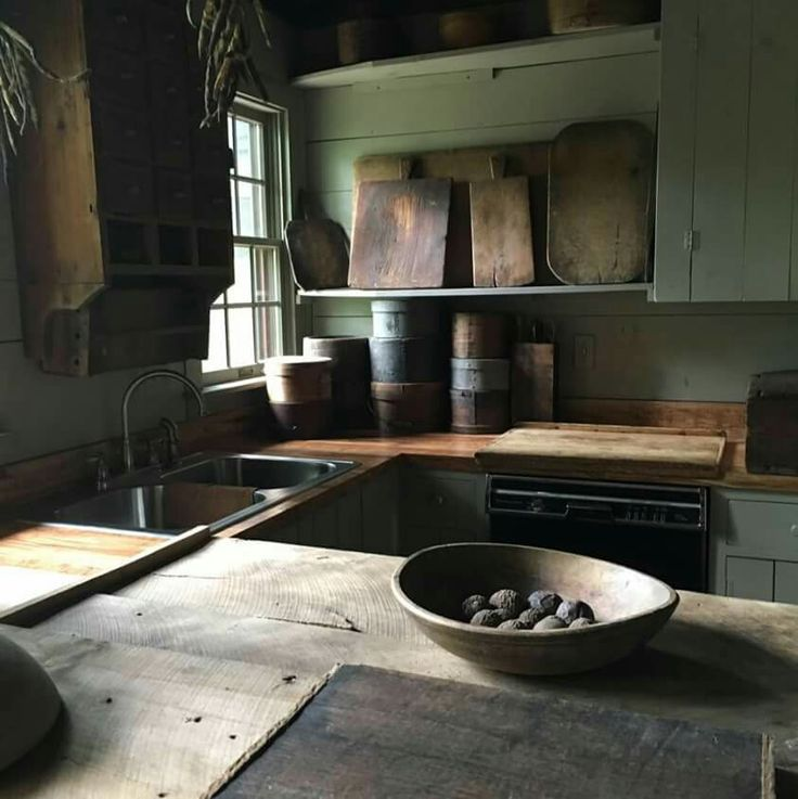 Primitive Kitchen Decor Ideas: Kitchen Primitives