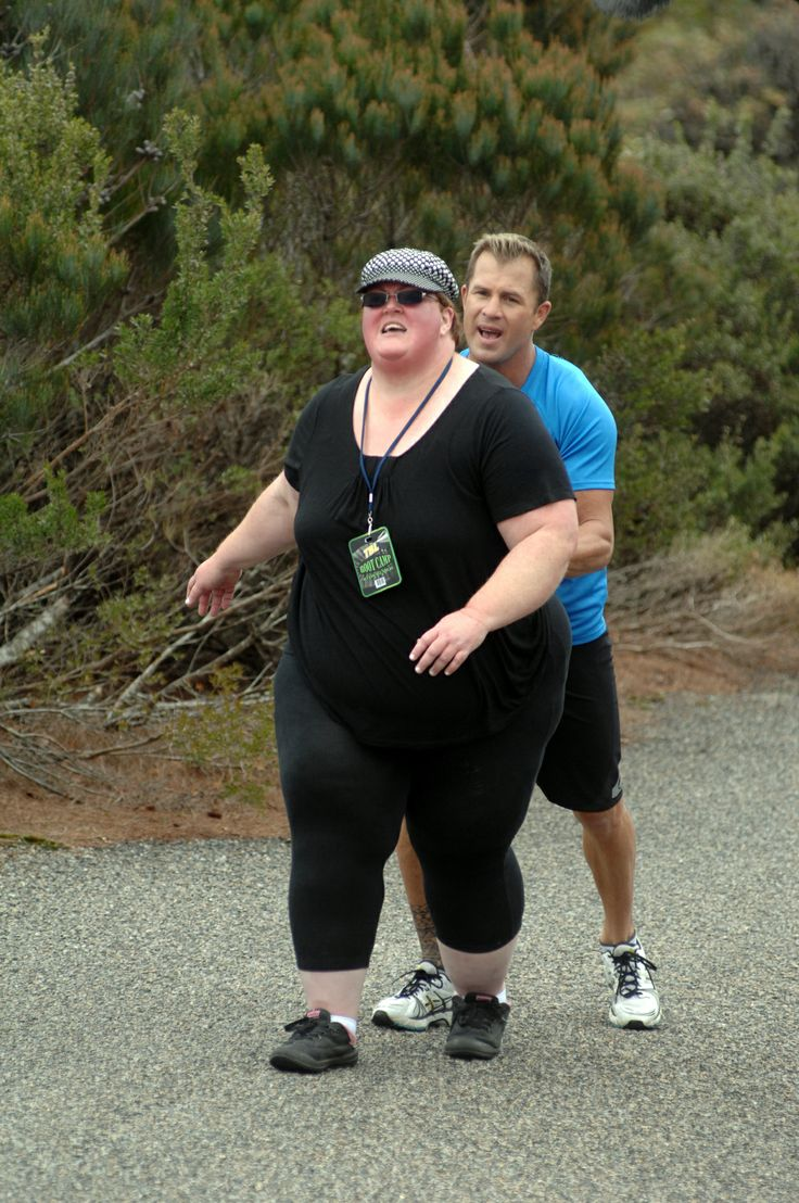 Shannan drives Mary to soldier on | The Biggest Loser Australia