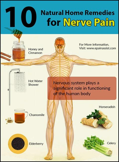 10 Natural Makeup Ideas For Everyday: 10 Natural Home Remedies For Nerve Pain