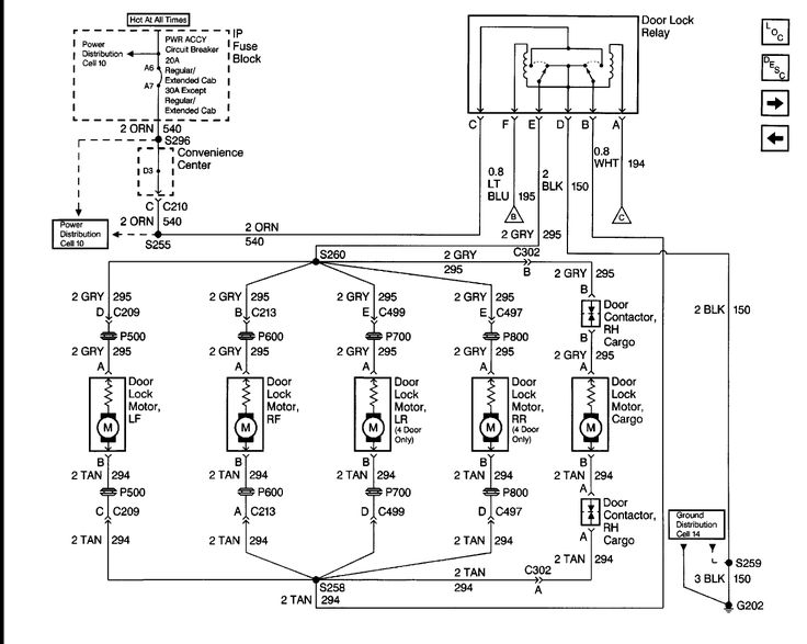 1988 silverado power locks wiring diagram 2006 chevy cobalt power locks wiring diagram #3