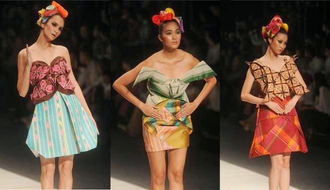 Kebaya 'Casual' Rok Mini   Kebaya Modern