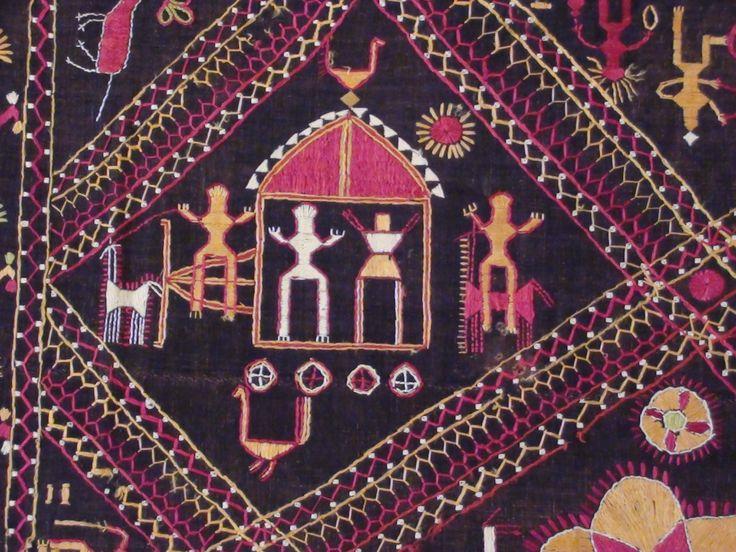 Sainchi - Phulkari from North India